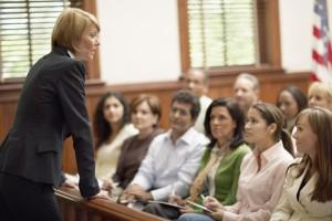 mock jury