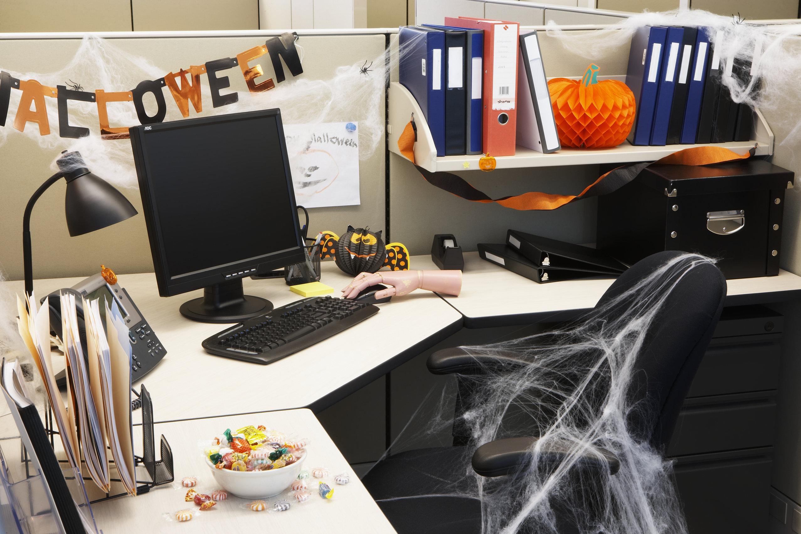 Halloween marketing tools
