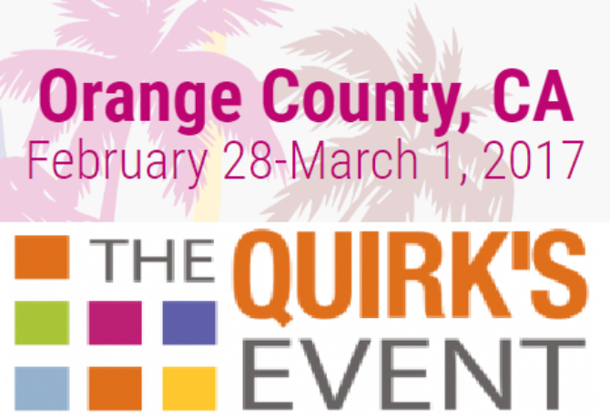 The West Coast Quirk's Event